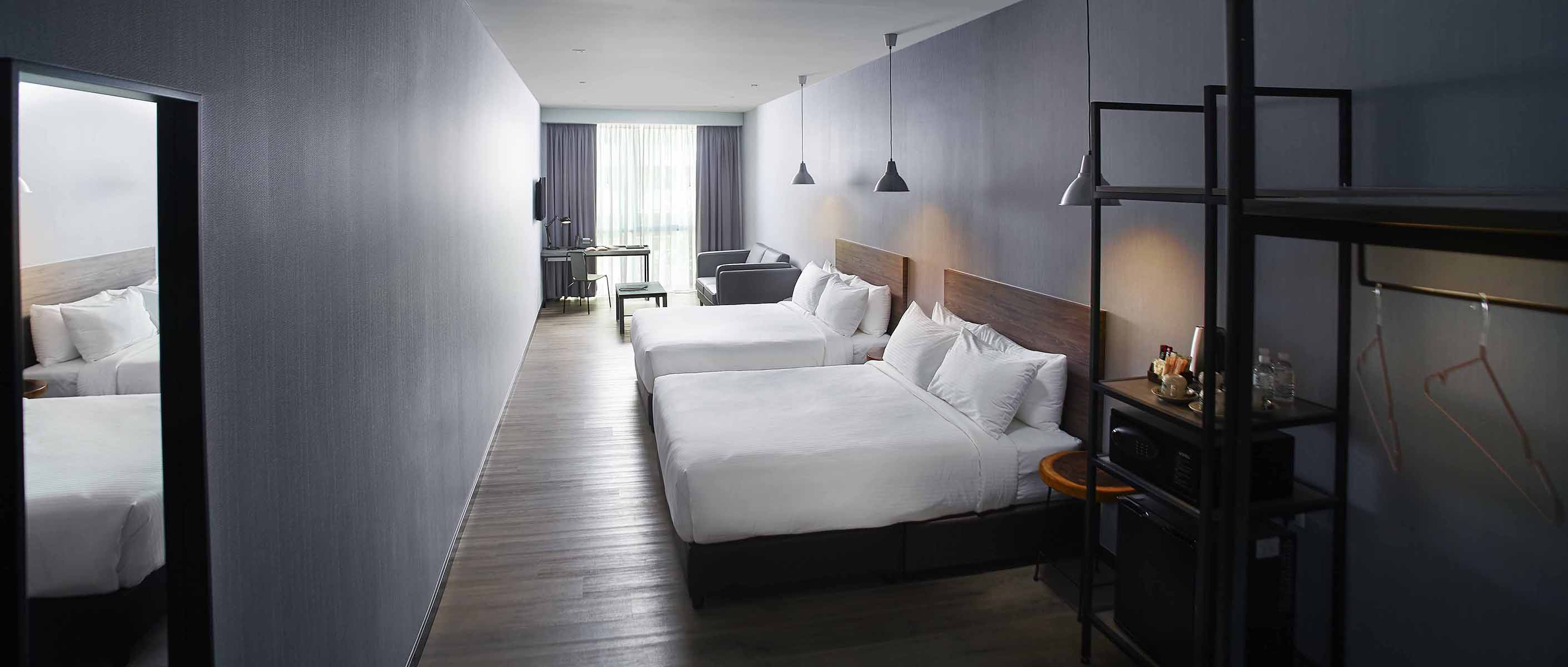 Urban h hotel penang for Design hotel urban